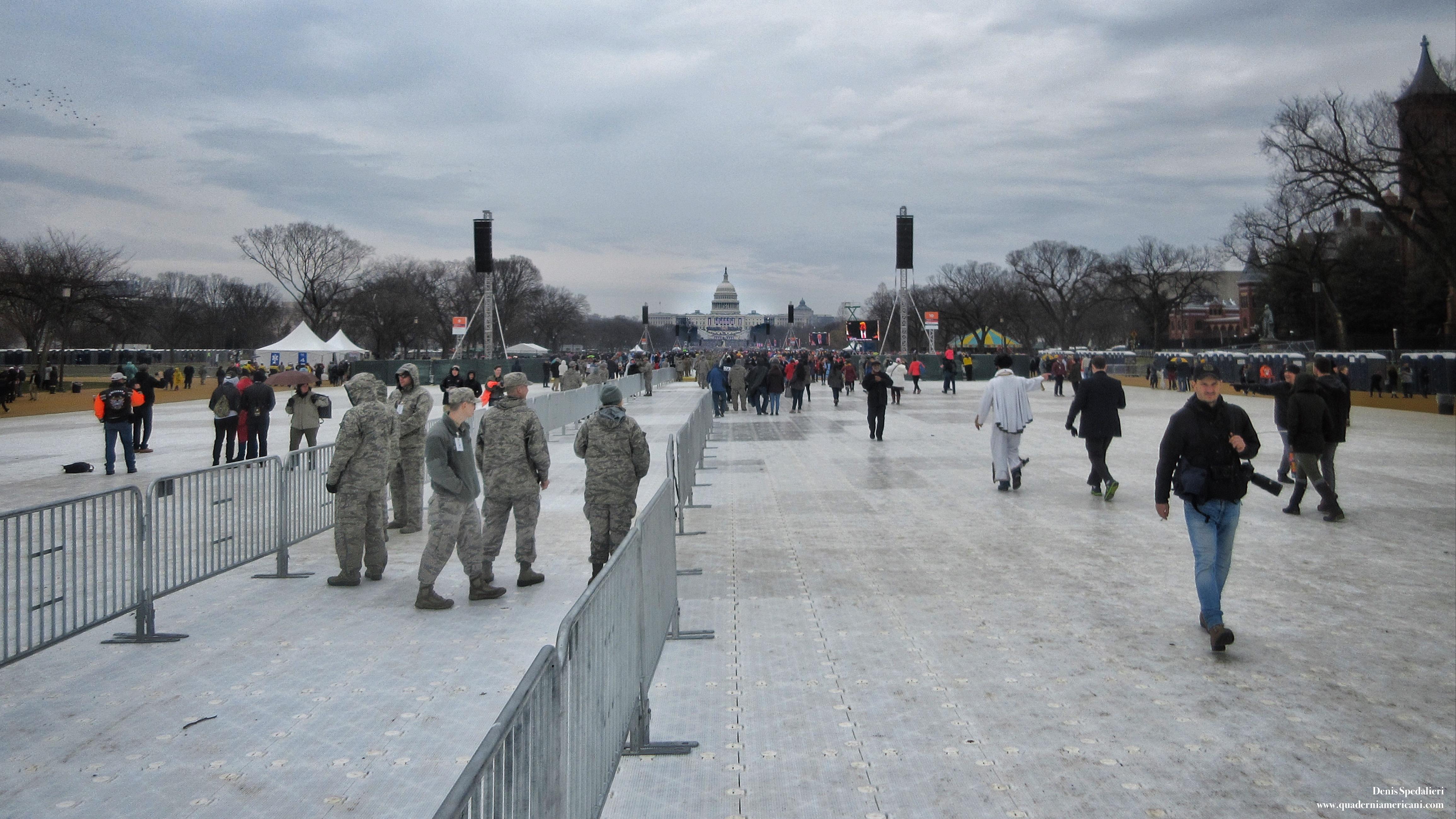 Washington, Trump, Inauguration Day, Inauguration Day 2017, Alternative Facts, National Mall