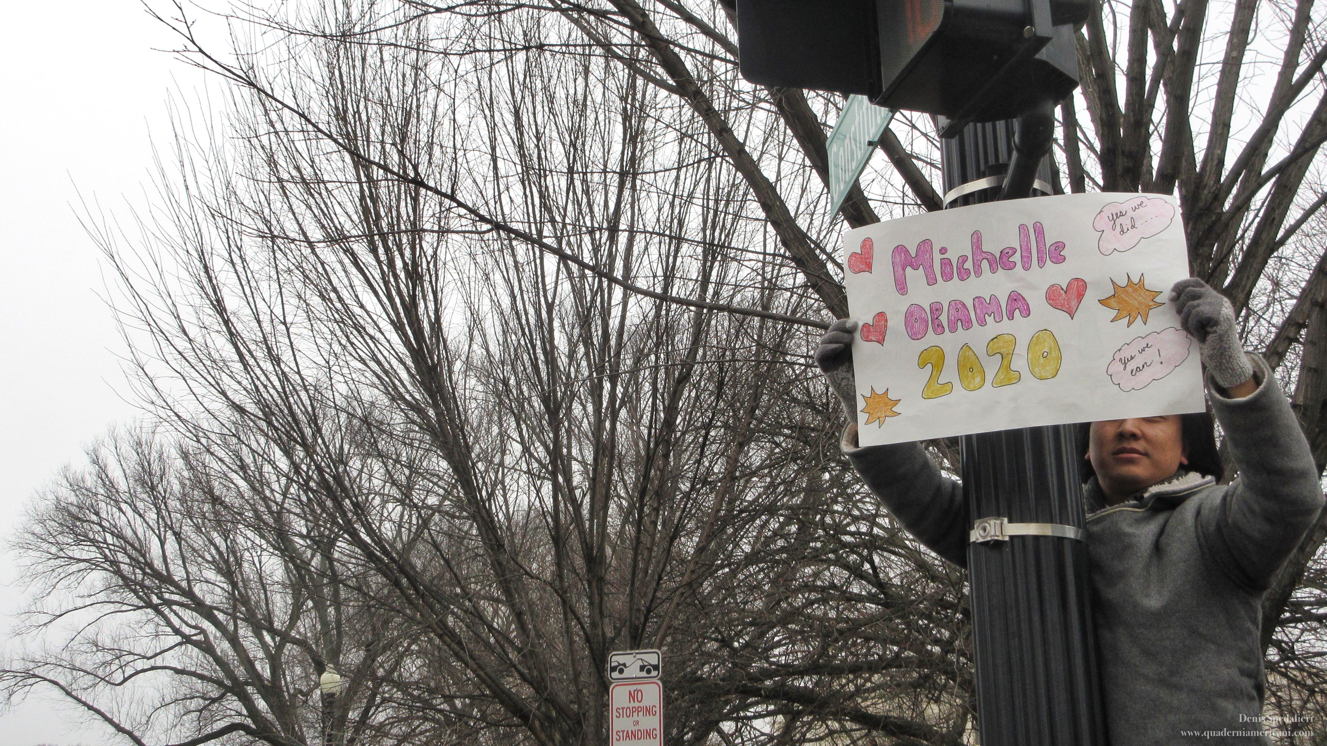Michelle Obama 2020, Washington, Women's March, Women's March on Washington