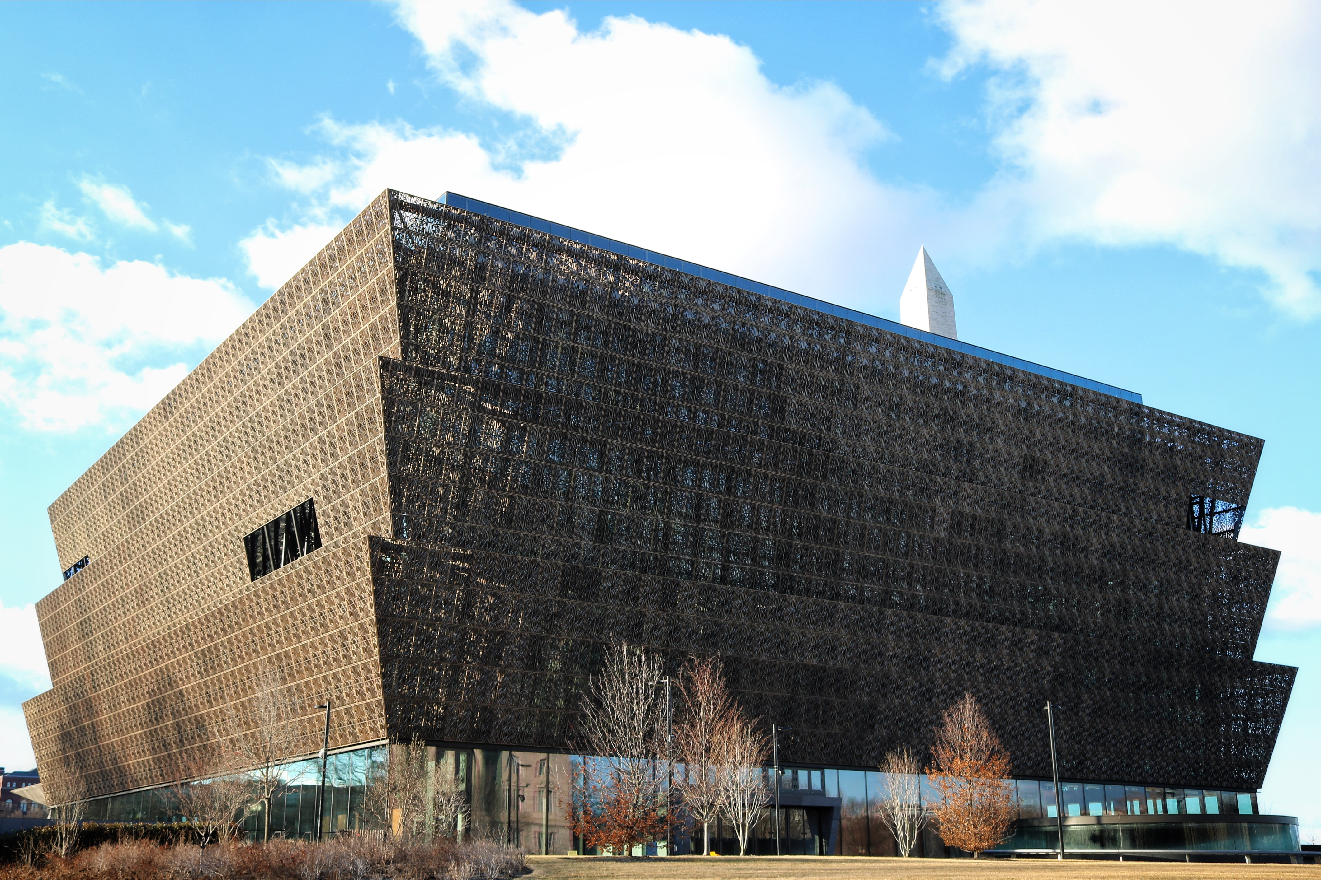 Washington, National Museum of African American History and Culture